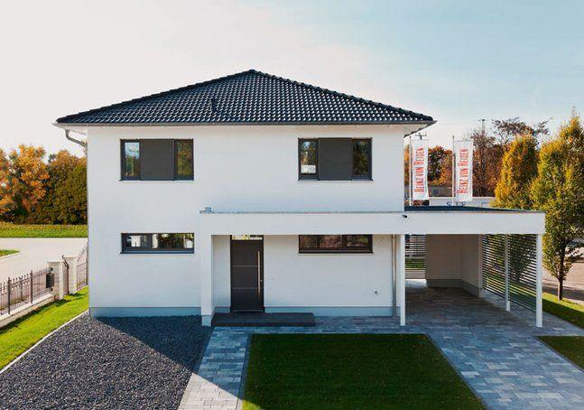 Bildergebnis Für Haus Mit Carport | Haus | Pinterest | Haus And Villas