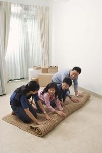How to Keep Area Rugs From Bunching or Slipping on Carpets