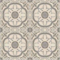 patterned tiling splash back grey - Google Search