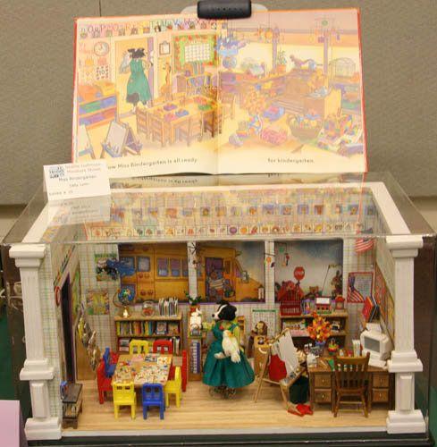 88 Best Miniature Classrooms Images On Pinterest