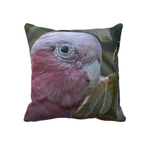 #Galah Throw #Pillow