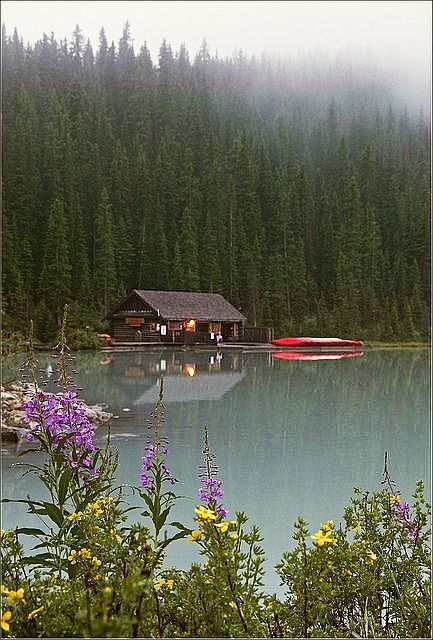 Lake Louise, #Canada