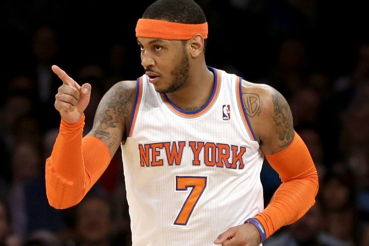 NBA News: Carmelo Anthony shuts down trade rumors to the Cavaliers - http://www.sportsrageous.com/featured/7556/7556/