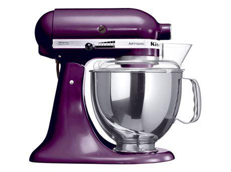 KitchenAid Artisan Røremaskine Violet
