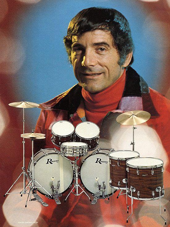 Drummerworld: Louie Bellson