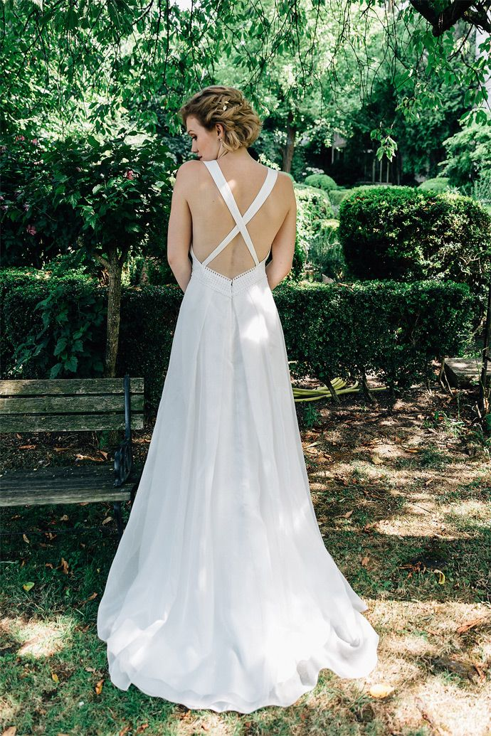 Robes de mariée d'Organse - Collection 20