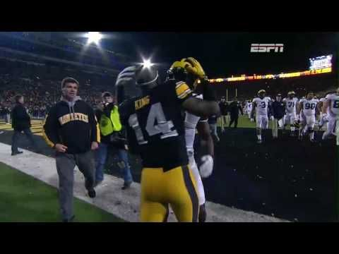 Michigan vs. Iowa: Score and Twitter Reaction | Bleacher Report