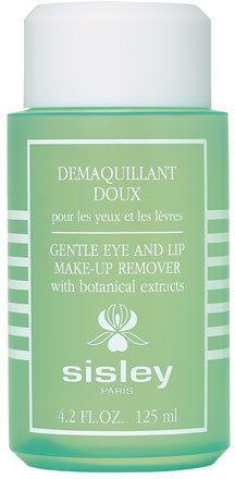 Sisley-Paris Gentle Eye & Lip Makeup Remover