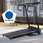 Treadmill Portable LED Electric Motorized Folding HomeGym Cardio Fitness Machine