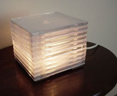 25 Creative and Cool Ways To Reuse Old CD Holders.