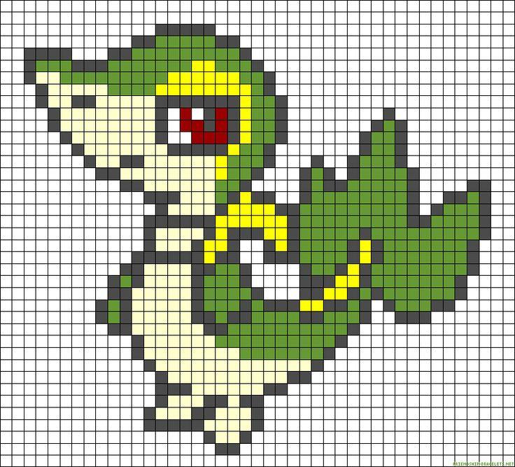 Pokemon Emblas Pinterest クロスステッチ 図案、ポケモン、ドット絵