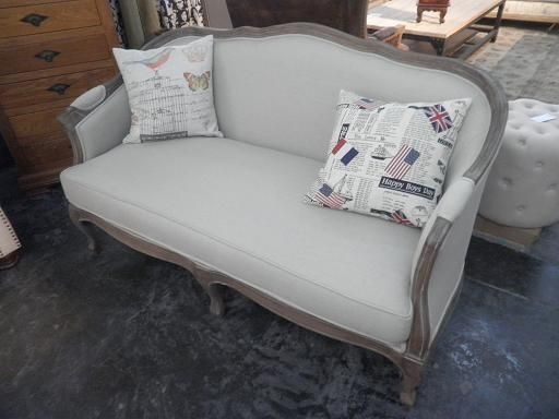 French Sofa 2 seater