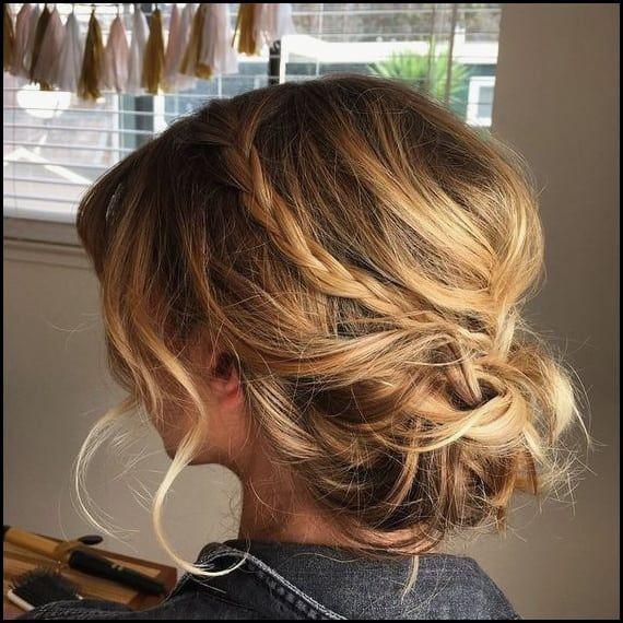 Festliche Frisuren Mittellanges Haar Haarstrends 2017 Einzigartig 10 Meine Frisuren Hair Styles Easy Updos For Medium Hair Up Dos For Medium Hair