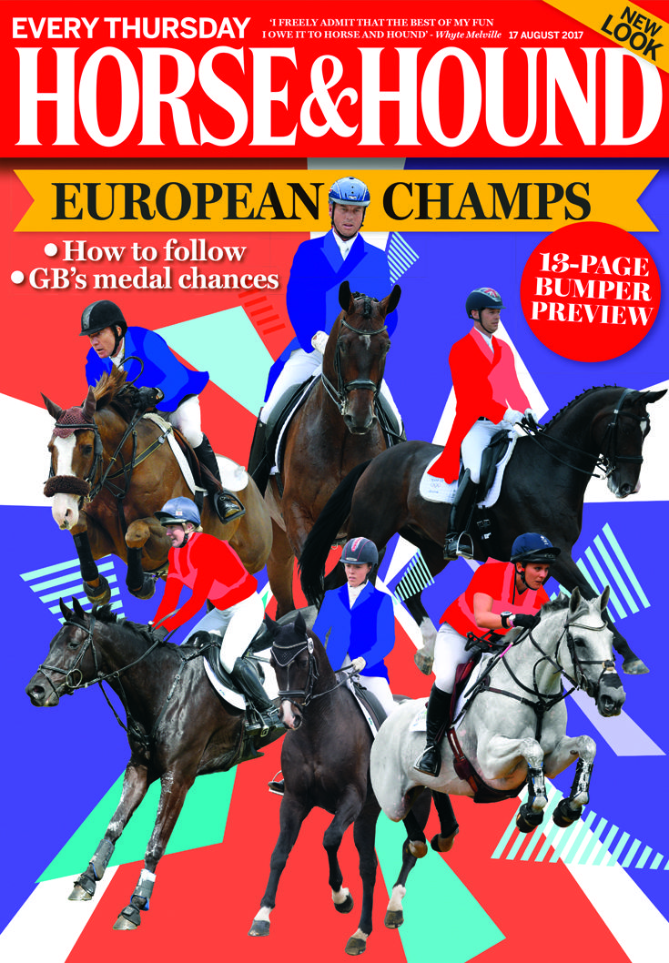 Check out this week's fun front cover and don't miss our 13-page European Championships preview in the 17 August issue...