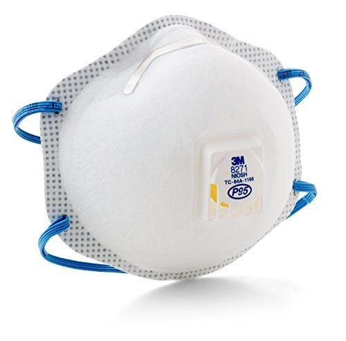 3M Particulate Respirator 8271, P95 (Pack of 10) - 3M personal protective equipment sold through Amazon's Industrial and Scientific Department is only intended for US occupational workplace use. This 3M personal protective equipment must be used in compliance with the Occupational Safety and Health Administration (OSHA) Personal Protective Equipm...