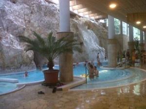 Miskolctapolca cave bath, Hungary