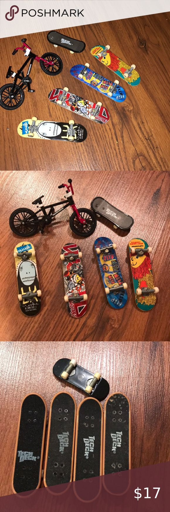 Tech Deck kids mini skateboard pack in 2020 Tech deck