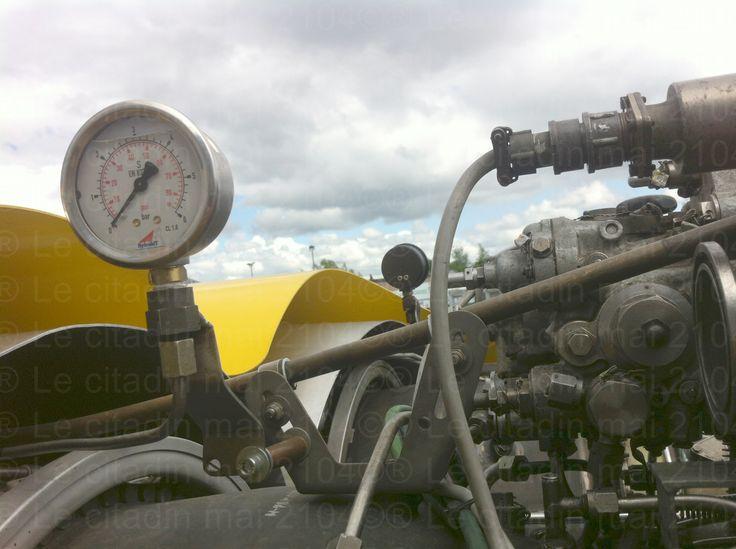"""Tracteur pulling"" 2014 à Bernay..."