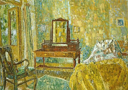 Grace Cossington Smith    The Dressing Table    1957