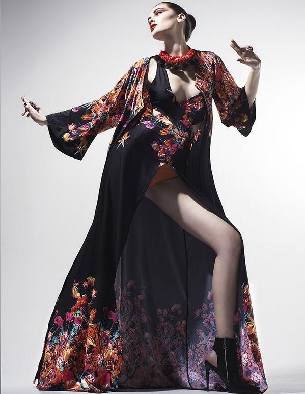 12 best High Fashion Couture Kimono Shoot Ideas images on ...