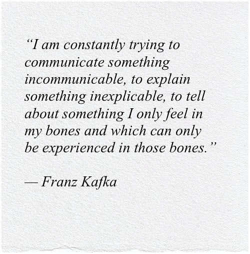 #quotted_city #leadership #positive #quotes #love #friends #tweegram #quoteoftheday #motivation #quote #think #franzkafka #express #boom #books #writer #author #instadaily #word #true #tumblr #twitter #quoteoftheday #life #reality #photooftheday  #deep  #success  #instagood #beautiful #happy