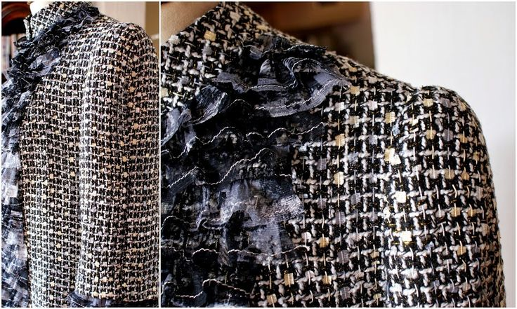 CHANEL JACKET PROJECT