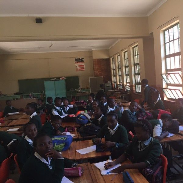 24 Questions comes to Lesibi Secondary School!