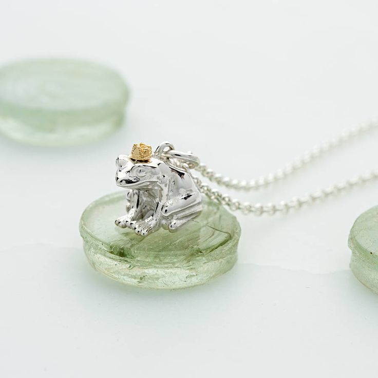 Are you interested in our Frog Necklace? With our Fairytale Gift you need look no further.