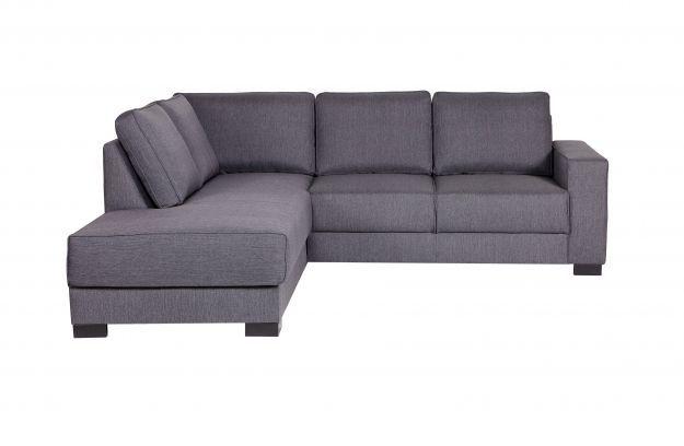 Tijmen loungebank vs links cool grey  Banken en sofas  Woonkamer ...
