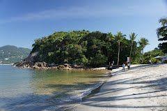 Praia Iporanga - Guarujá