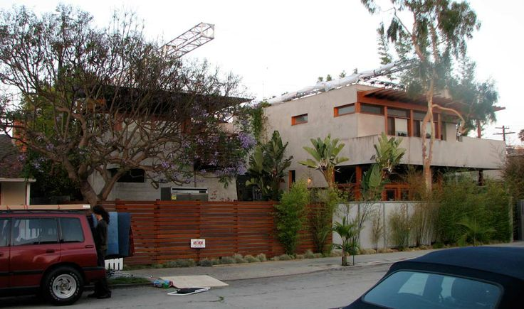 Californication, Bill, Karen, Becca and Mia's House