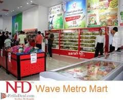 Wave Metro Mart is a huge range of commercial retails shops in theWave City Center  Noida and it is very close to noida city center metro station. Metro Mart has ultra-modern and full furnished commercial retails shops starting size range from 352 Sq.Ft. to 750 Sq.Ft
