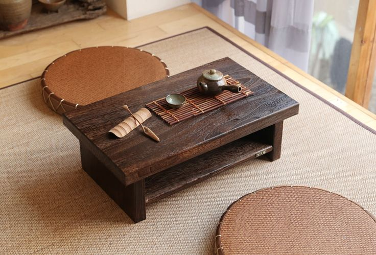 Oriental Antique Furniture Design Japanese Floor Tea Table Small Size 60*35cm Living Room Wooden Coffee Tatami Low Table Wood-in Coffee Tables from Furniture on Aliexpress.com | Alibaba Group