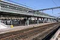Gare S.N.C.F. de Perrache Lyon 2ème