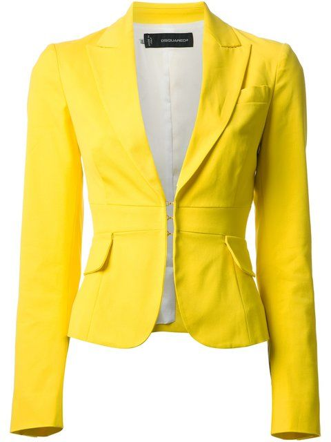 Dsquared2 cropped blazer  19d10640193