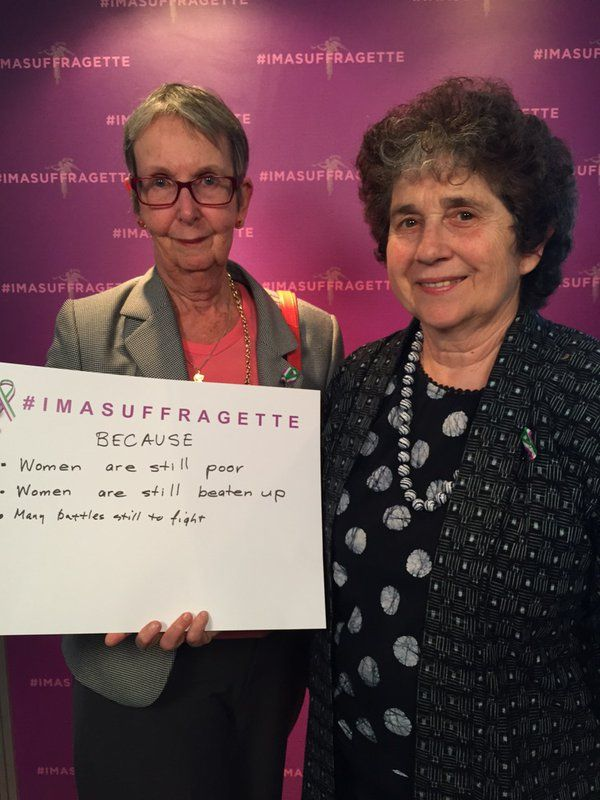 #imasuffragette because there are still many battles to fight #inspiringwomen #suffragette https://t.co/b0itr6aFc2