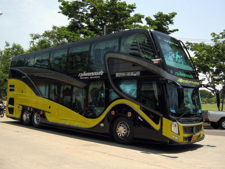 Scania Bus - Chalermphol Transport by VachalenXEON