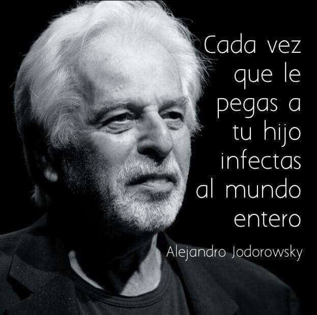 Ayy como te amo Alejandro Jodorowsky