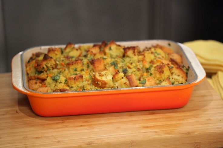 Made this last year- it was amazing!! The Pioneer Woman's Cornbread Stuffing
