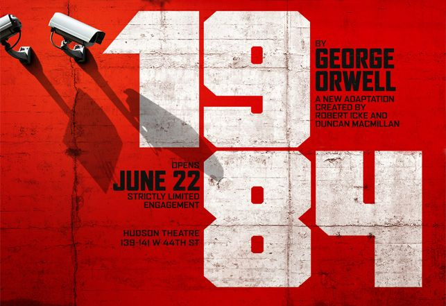 1984 on Broadway - Discount Tickets & Show Information