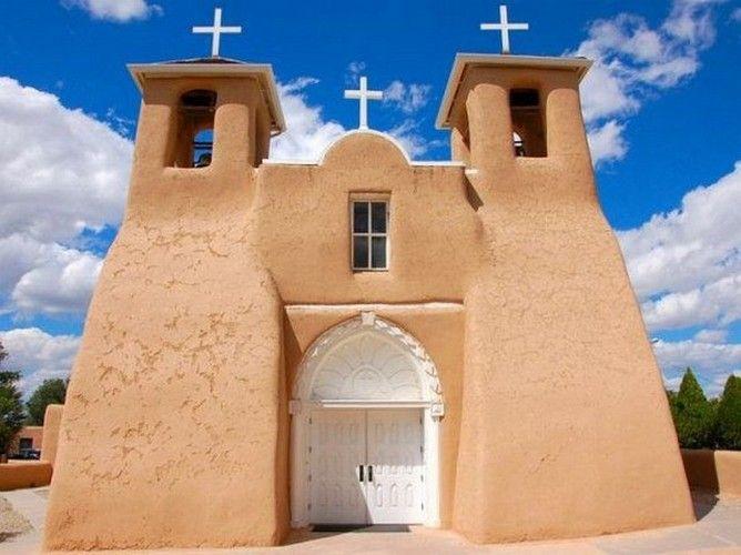 Igreja de São Francisco de Assis – Taos - Novo México, EUA