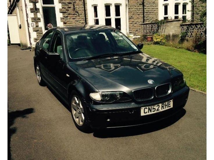 £1500 buys BMW 318i SE Long MOT  #RePin by AT Social Media Marketing - Pinterest Marketing Specialists ATSocialMedia.co.uk
