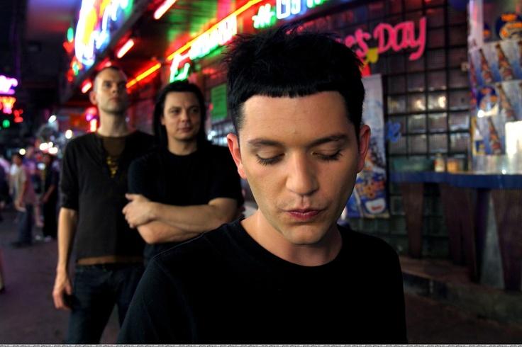 Placebo - Kevin Cummins, 19.02.2006, Bangkok, Thailand