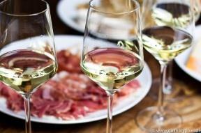 Verkostung: Weine aus dem Friaul & San Daniele Schinken