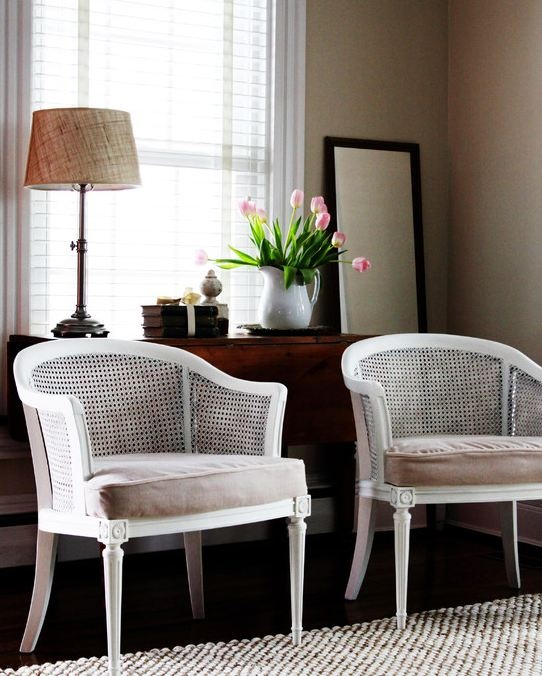 Best 25 Cane Back Chairs Ideas On Pinterest Diy
