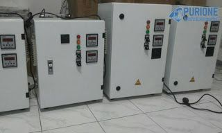 Ozone Generator adalah alat sterilisasi air yang menghasilkan gas ozon untuk menghilangkan kuman, bakteri dan virus pada air