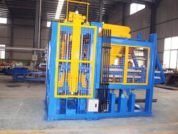 Solid Block Manufacturing Machine In 2020 Solid Brick Types Of Bricks Making Machine