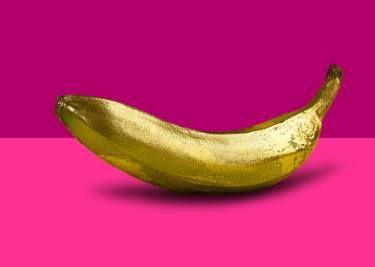 Banana Golden Pop Studio #1