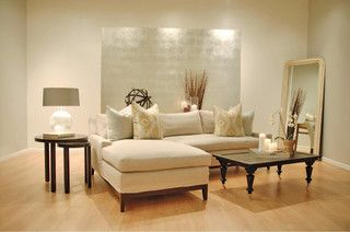 Quatrine Birmingham - eclectic - sectional sofas - los angeles - by Quatrine Custom Furniture