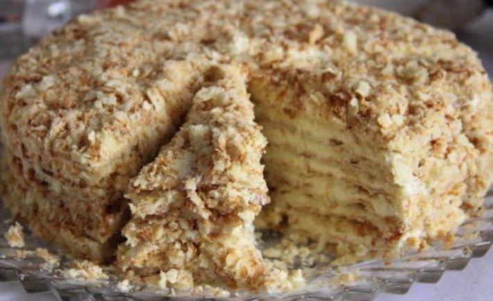 Najrýchlejšia torta pripravená bez pečenia! Chutný recept na tortu ku káve alebo čaju! - Báječná vareška